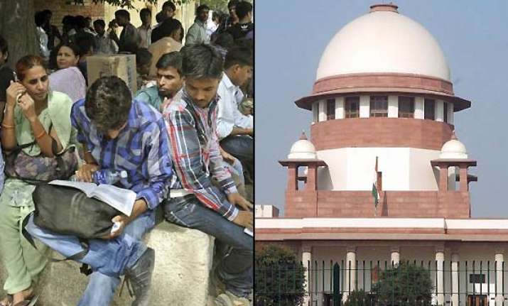 sc refuses to direct cbse to disclose answer keys