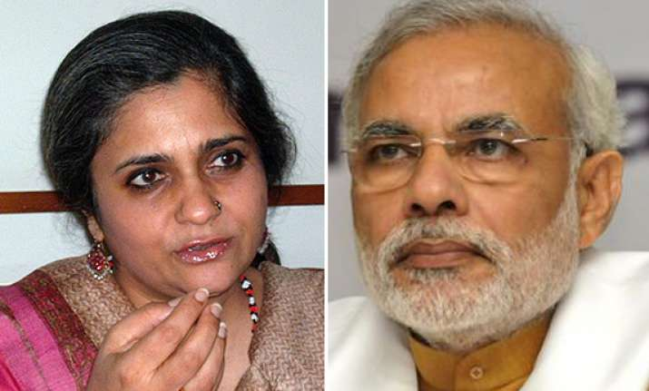 sc slams modi govt for spurious case against teesta setalvad
