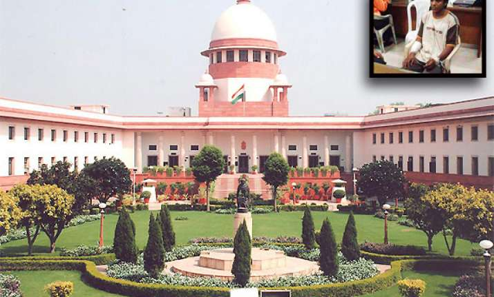 sc stays ajmal kasab s death sentence
