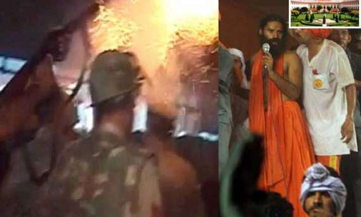 sc to view video of ramlila maidan police crackdown