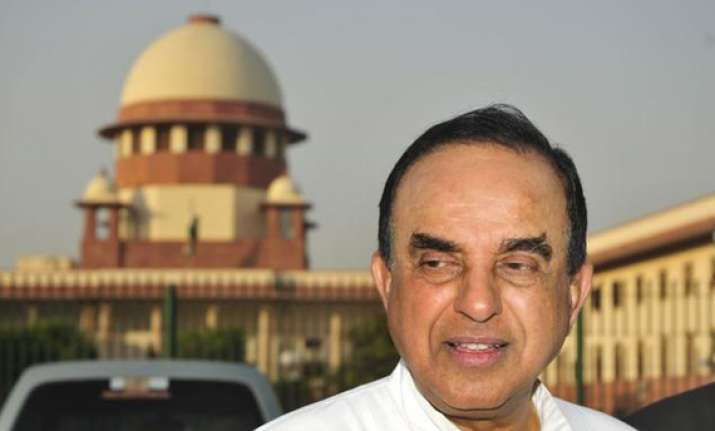 sc verdict a victory for war against corruption says swamy