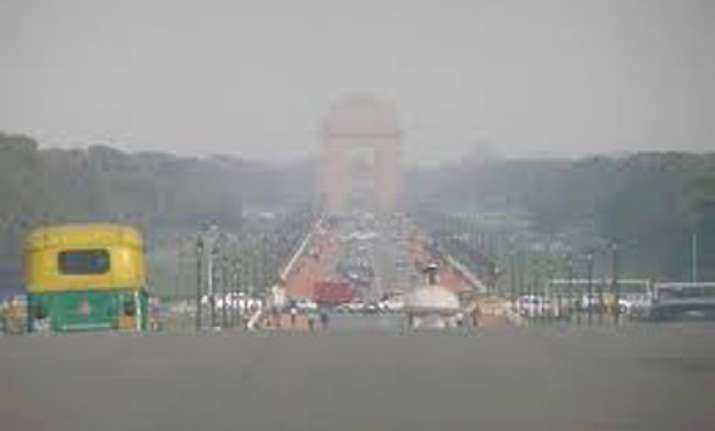 sc expresses concern over smog and pollution in delhi