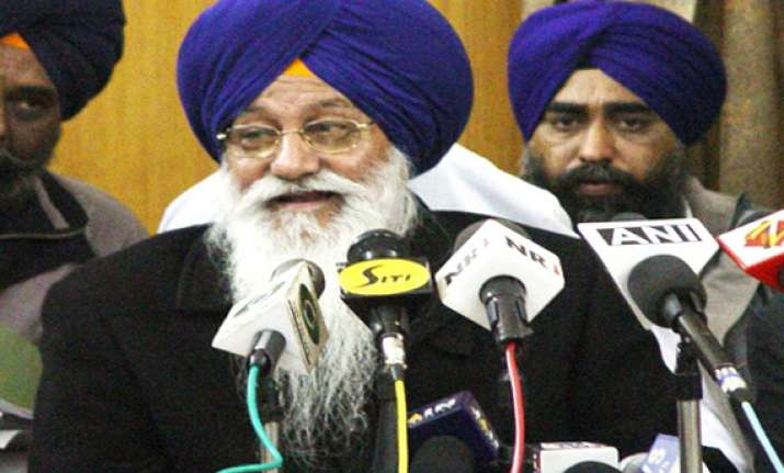 sgpc chief makkar gets threats from uk based outfit