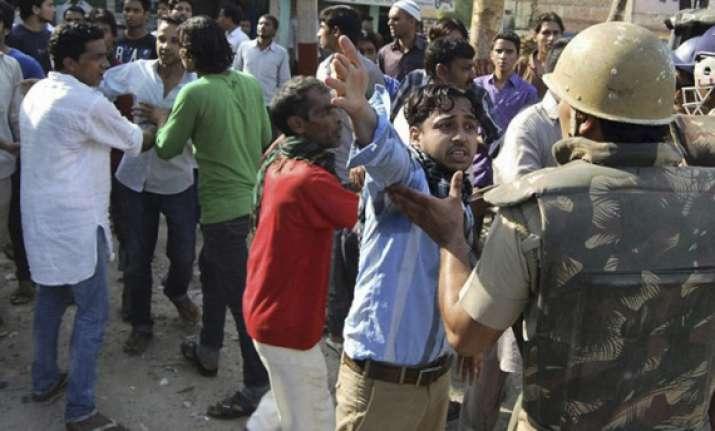 sit faces uphill task as muzaffarnagar riot cases rise to