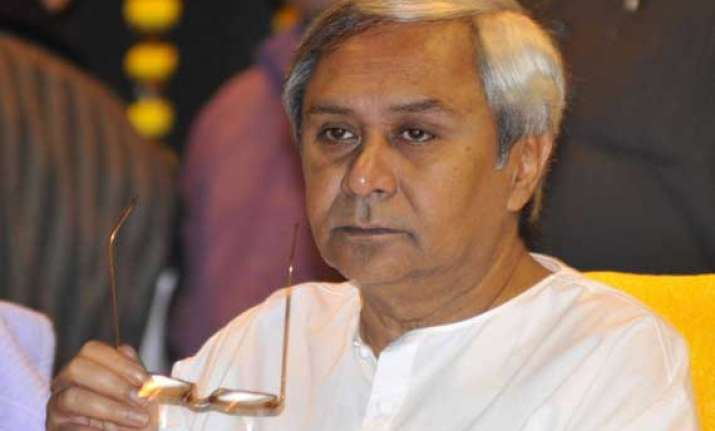 sp asks naveen to take delegation to president on polavaram