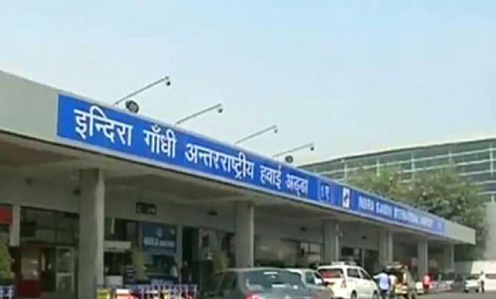 sp candidate held with live bullet at airport