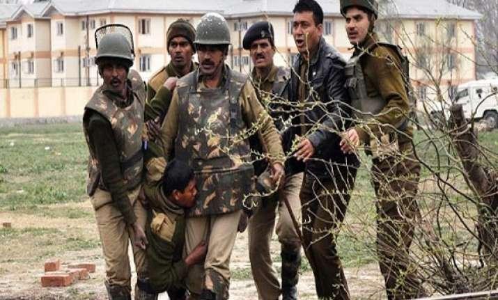 ssb head constable fires on colleagues in kishtwar 2 dead