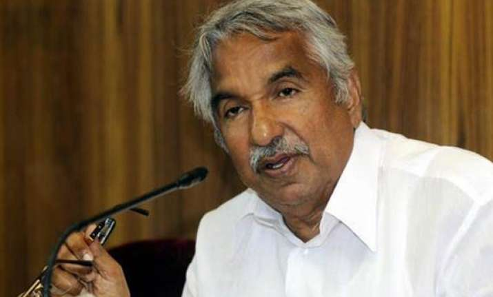 safety of mullaperiyar dam a concern for kerala says cm