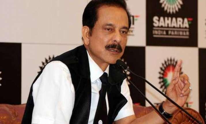 sahara chief seeks sc nod for shifting to tihar guest house