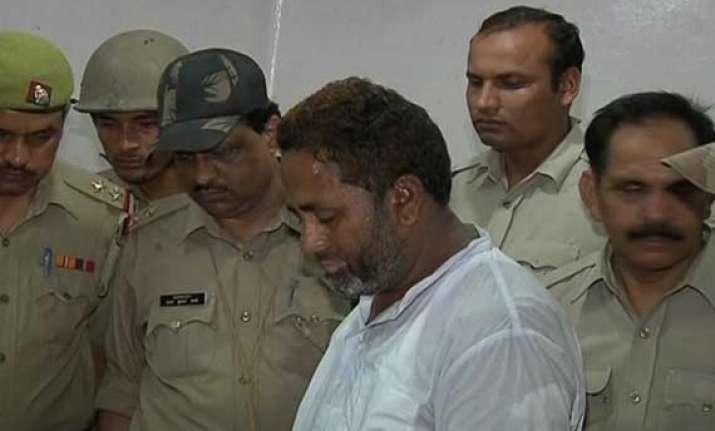 saharanpur clashes main accused moharram ali arrested