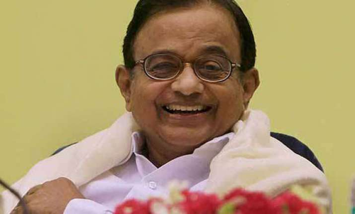same person should be pm and party president chidambaram