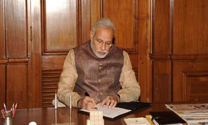 sanjeev kumar singla appointed ps to pm narendra modi