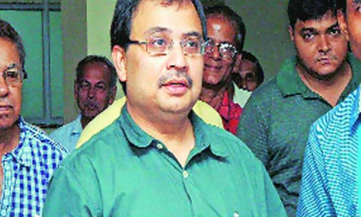 saradha scam sfio grills mp kunal ghosh for over eight hours