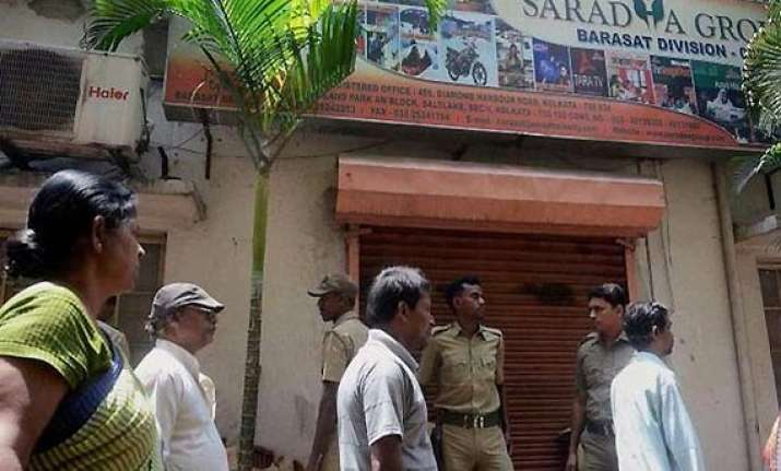 saradha scam emerges as major issue in west bengal polls