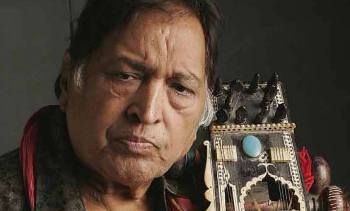 sarangi player ustad sultan khan passes away