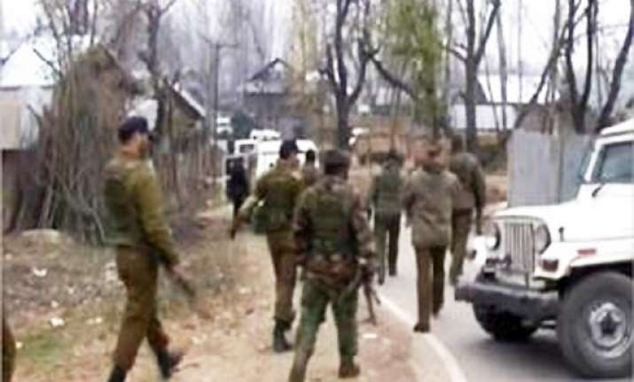 sarpanch shot dead in jammu and kashmir