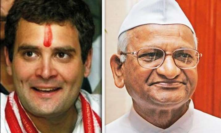 sarpanch won t meet rahul even if he wishes so says anna