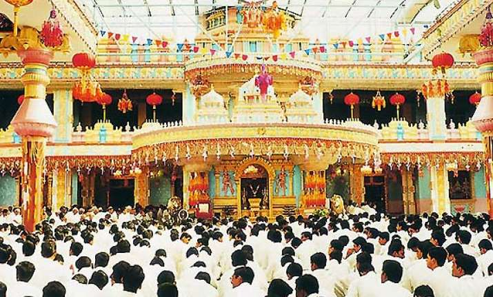 sathya sai trust asked to furnish vehicle movement registers