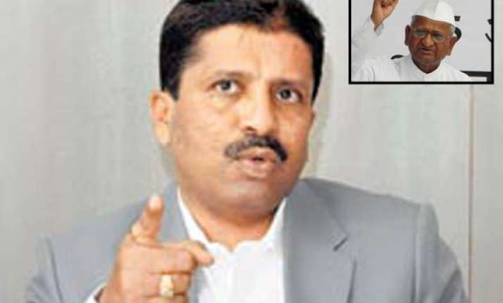sawant commission didn t term hazare corrupt lawyer