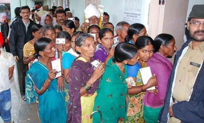 second phase panchayat polls in vizag tomorrow