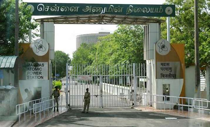 second unit at madras atomic power station to re start by