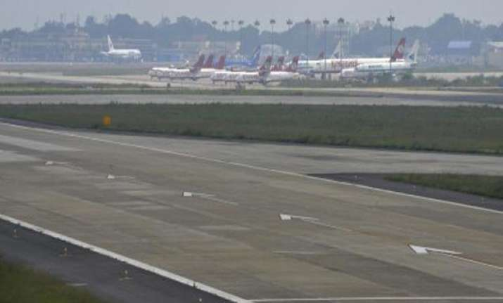 secondary runway becomes operational at chennai airport