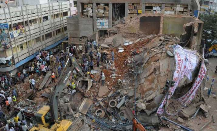 secunderabad collapse did haleem making kiln atop cause