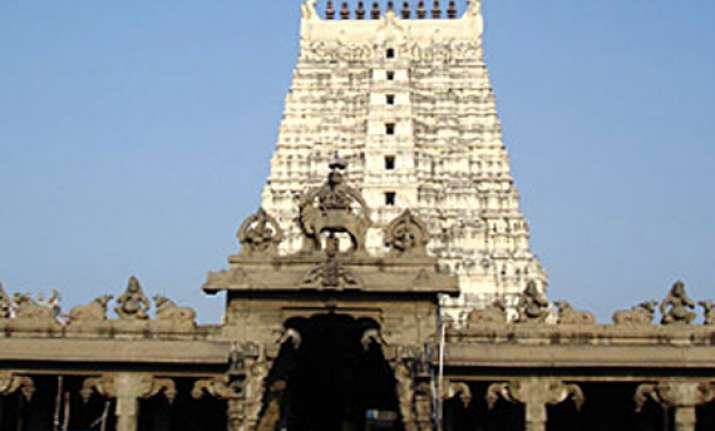 security beefed up in temple in wake of hyd blasts