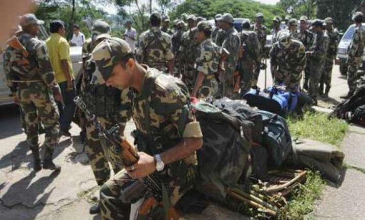 security beefed up for poll counting in arunachal tomorrow