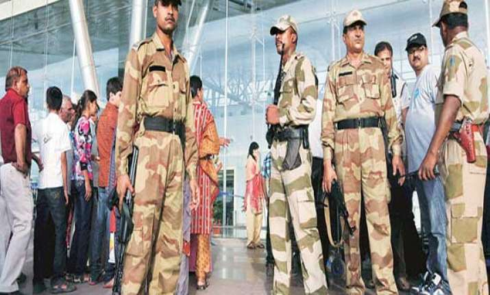 security increased at igia after terrorist attack on