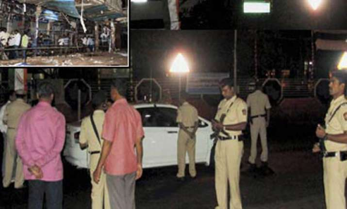 security stepped up in delhi mumbai following hyderabad
