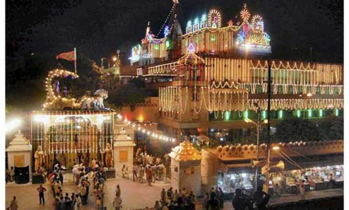 security tightened for mathura vrindavan temples