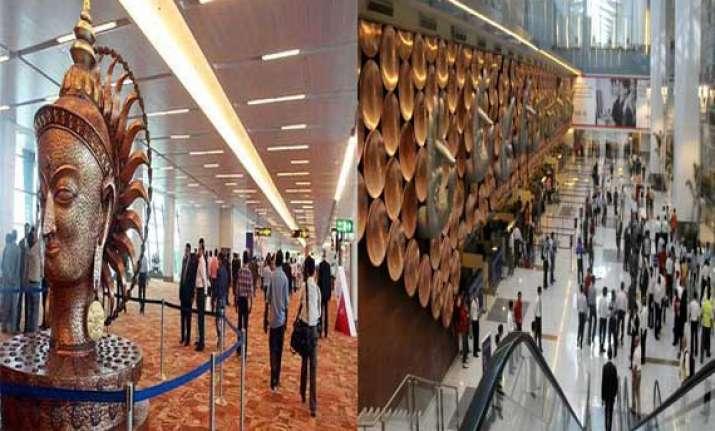 see why indira gandhi international airport is ranked world