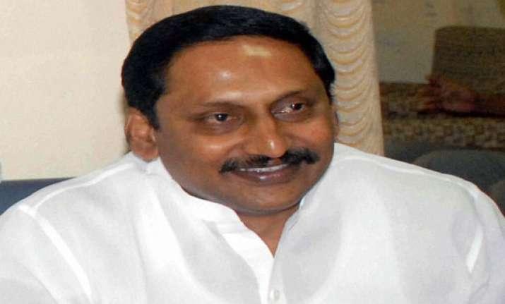 seemandhra ministers discuss ways to safeguard congress