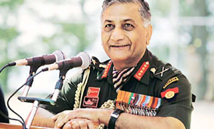 self reliance important for meeting defence needs says gen