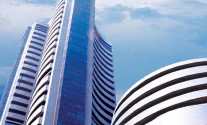 stock markets cheer pranab s budget sensex up 122 points