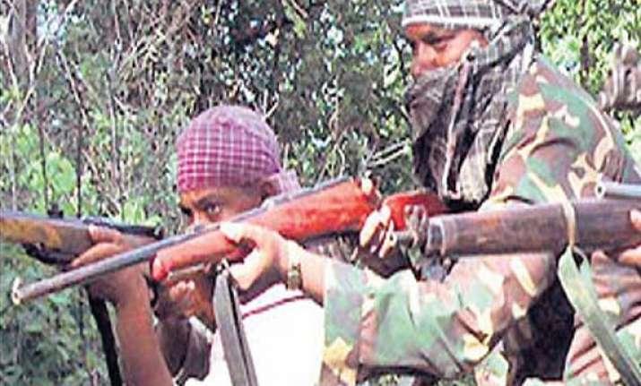 seven maoists killed in police encounter in gadchiroli