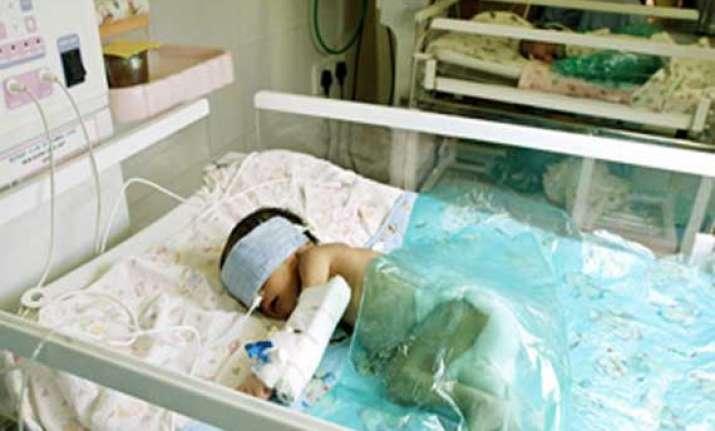 seven infants die in west bengal hospital in 24 hours