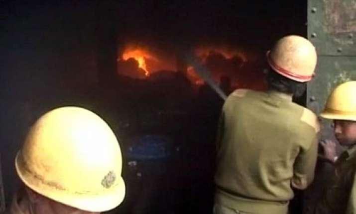 seven members of a family die in amrawati fire