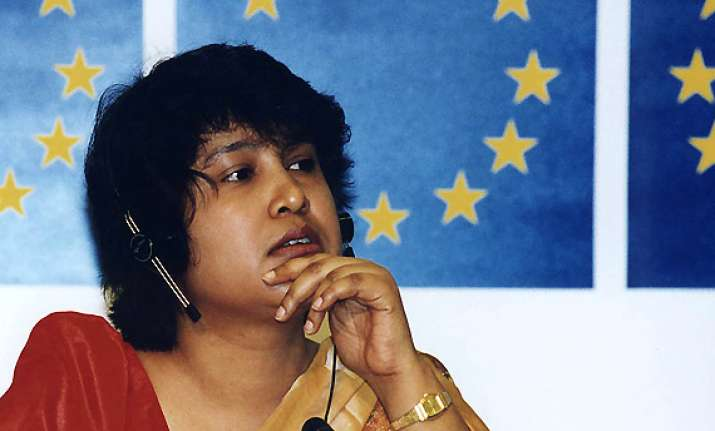 seventh part of taslima s autobiography released despite