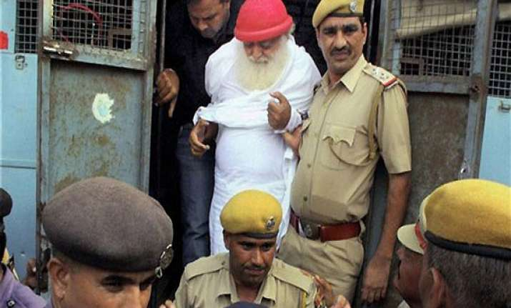 sexual assault case court rejects asaram s bail plea
