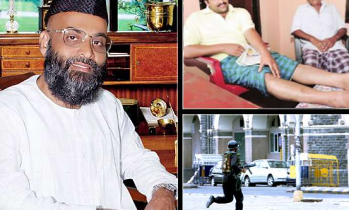 shame spa for madani crumbs for 26/11 hero nsg commando