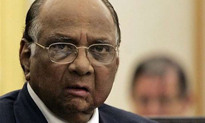 sharad pawar says 2g scam brought disrepute to upa