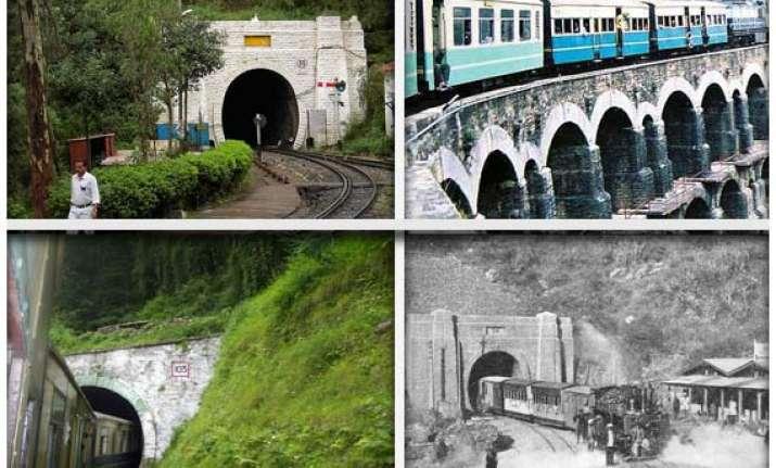 shimla s spooky tunnel no. 103