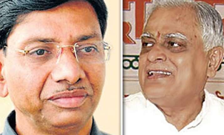 Shiv sena mla suresh jain arrested in housing scam, bjp demands.