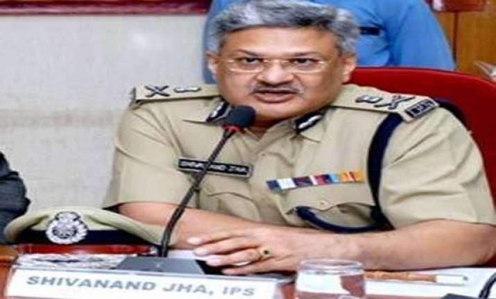 shivanand jha new ahmedabad police chief