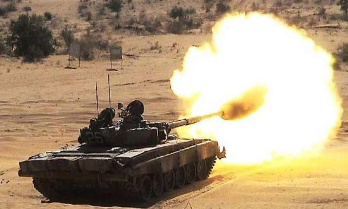 shocking indian army fast running out of ammunition