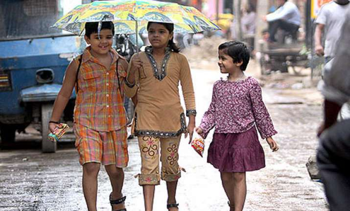 showers bring relief from blistering heat in odisha