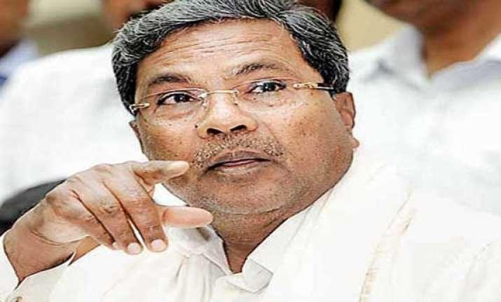 siddaramaih hopeful of bagging 18 20 ls seats