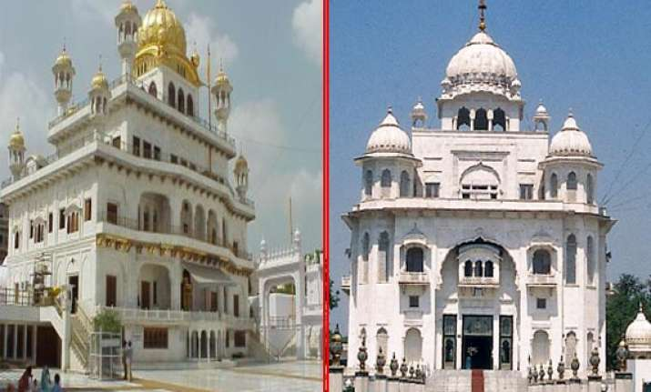 sikh genocide memorial in delhi akal takht to meet today